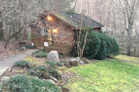 Cozy Mountain Cabin Escape - Sevierville - Blockhütte