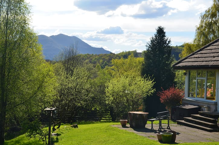 Kingsize/Twin  Ensuite - Trossachs National Park