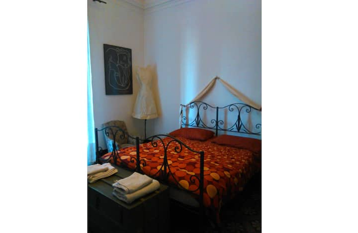Double room in sicilian style