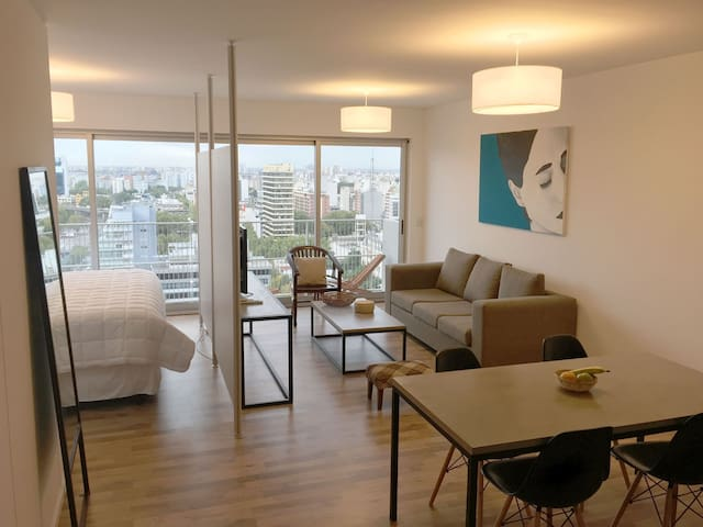 Modern Apart finely decorated &pool - Buenos Aires - Apartment