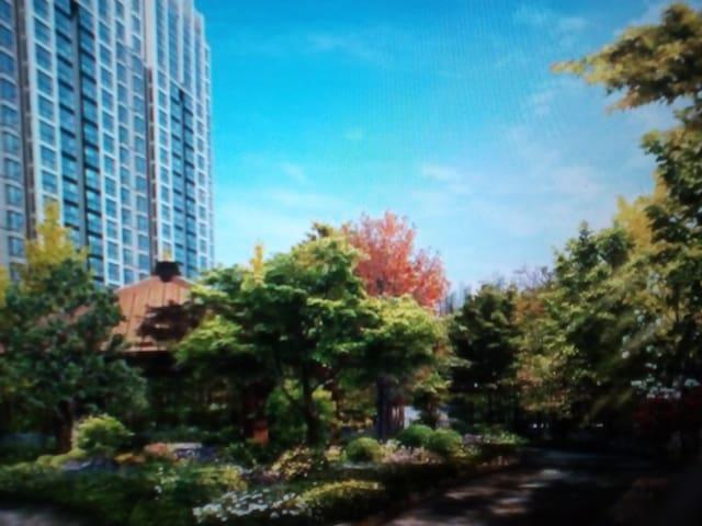 吴淞外滩无敌景观公寓 2房 - Shanghái - Apartamento