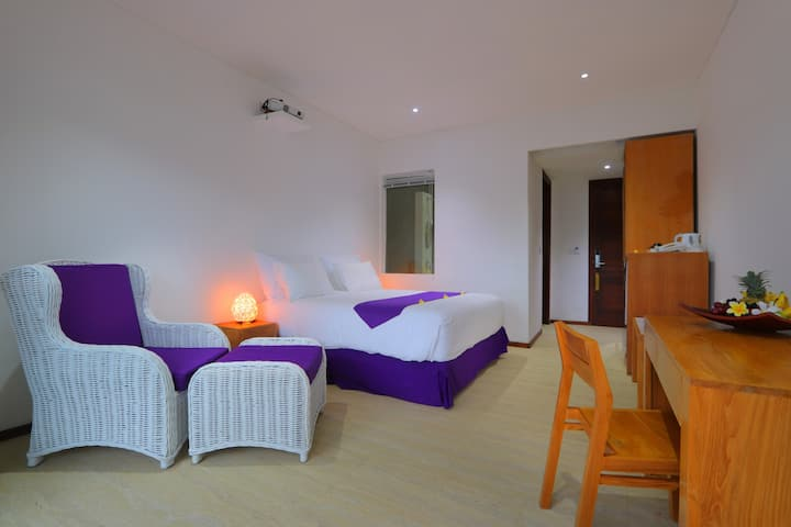 Standard Room at the beach front Gili Lombok