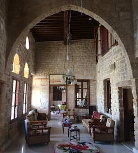 500 year old chateau - Tyre - Appartement