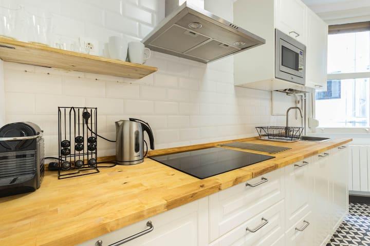 Cocina detalle - kitchen