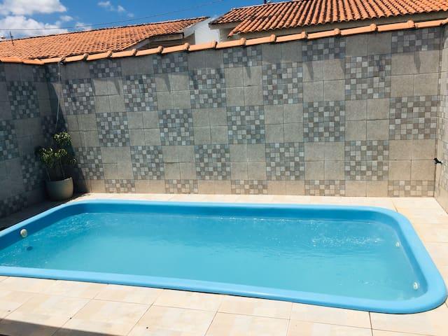 Casa com piscina em Florianópolis