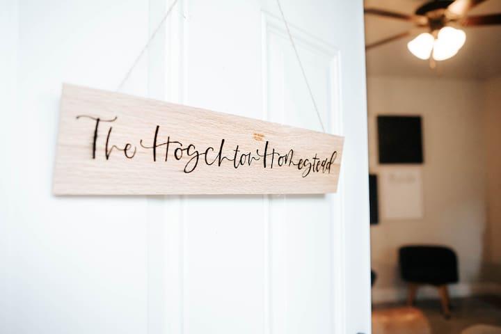 The Hoschton Homestead