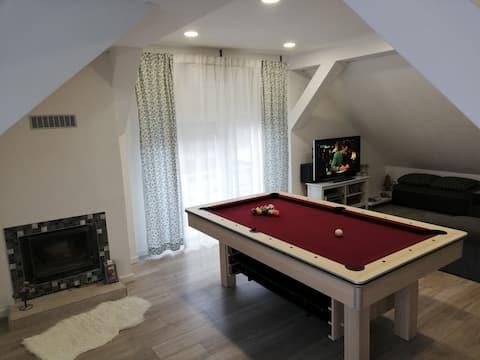 Studio apartman Zagreb Horvati