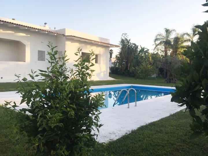 Villa Flavia. Eleganza e fascino mediterraneo