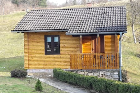 HOUSE FOR 2 AT PLITVICE - Rastovača - 公寓