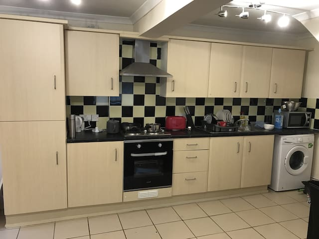 One lovely flat in swansea center - 斯旺西 - Huoneisto