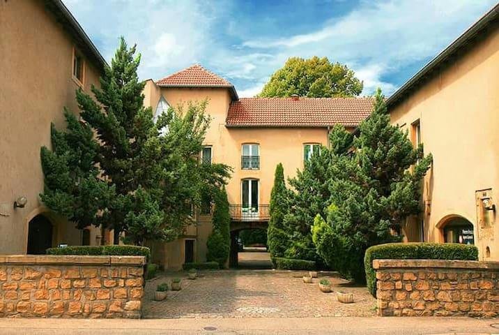 Appartement de charme à Longeville les Metz