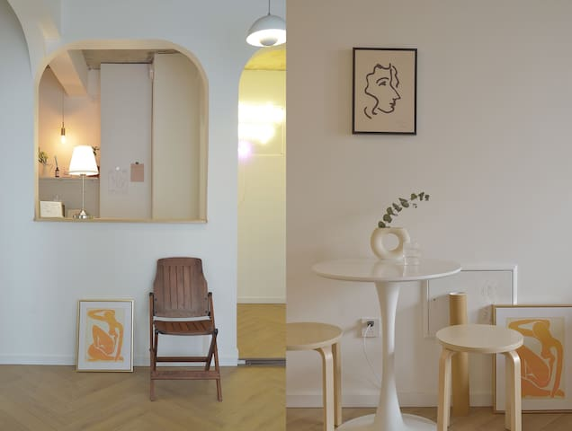 LittleNap Room 2-钟楼回民街市中心地铁口/日韩风格优雅怎么拍都美/点头像看其他房源