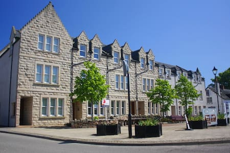 No8 Argyle Place - Dornoch - Byt