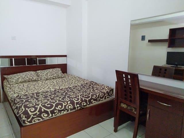Hunian nyaman dan lengkap di Margonda Residence 2