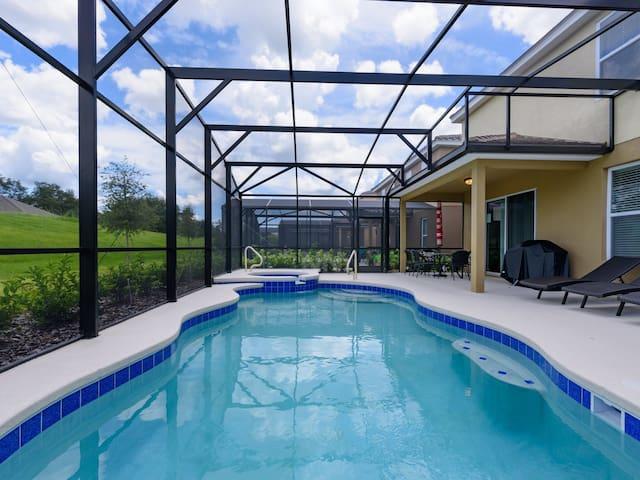 (5STS51OB64) Huge 5BD Pool Villa! - Davenport - Casa