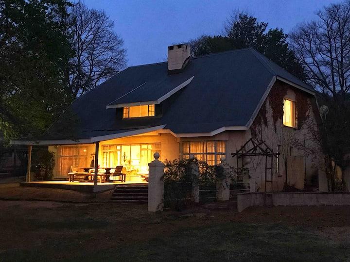 Rose Cottage @ Gods' Haven Eco Estate