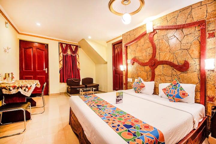 Spacious Room with Kodaikanal View