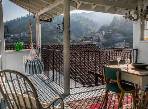 Casa Ariadne mountain paradise