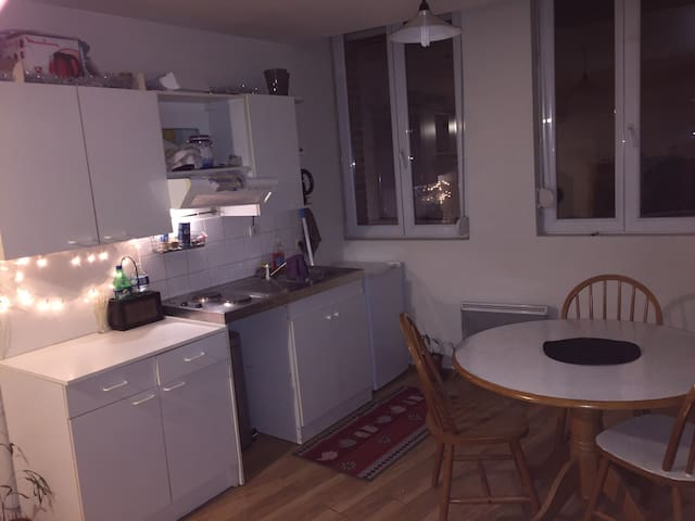 Appartement centre Valenciennes - Valenciennes - Pis