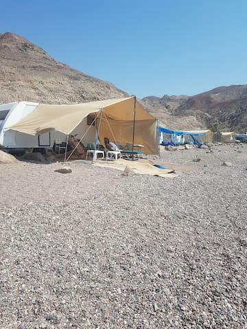 air-conditioned mobile home 2017 - eilat