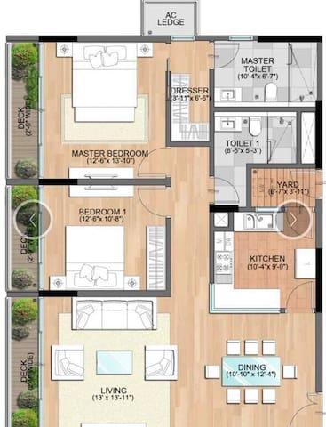 Luxury Colombo Apartment (7th SENSE)