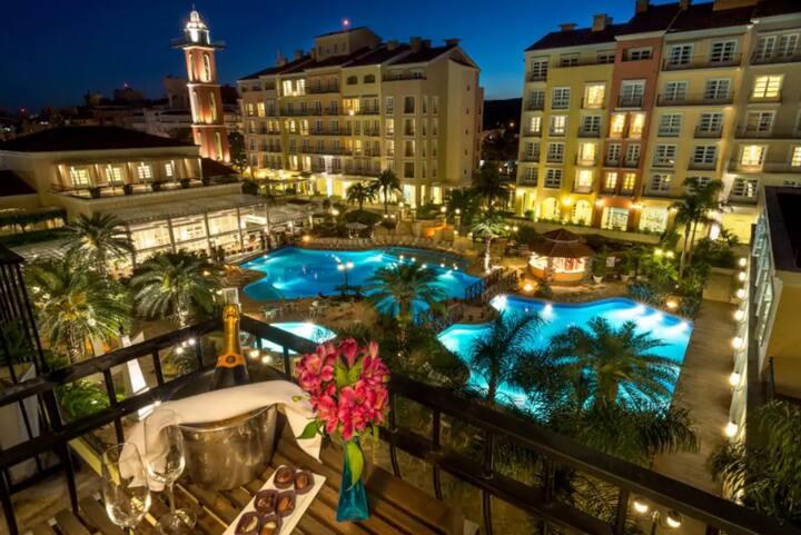 Flat no Hotel Il Campanario 2
