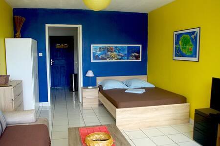 Lovely appartment - nice Ocean view - Boucan Canot - Квартира