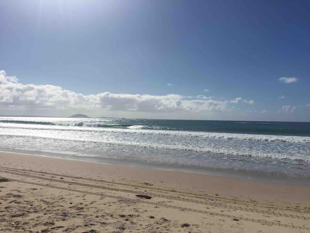 Seaside Retreat by the Beach