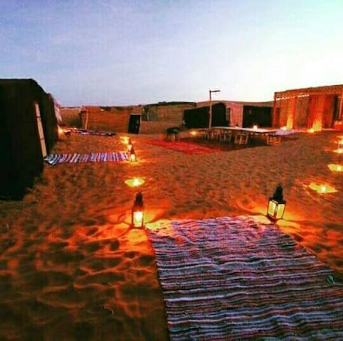 Your Second Home in Merzouga