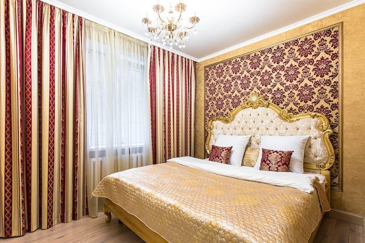 Apartments RATSA (рядом с метро Академическая)