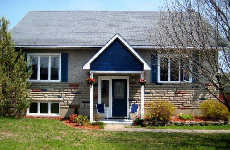 Maison familiale dans la région de Gatineau/Ottawa - Gatineau - Huis