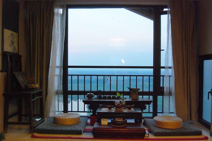 湖边小居:水云里(西太湖) - 常州 - Appartement