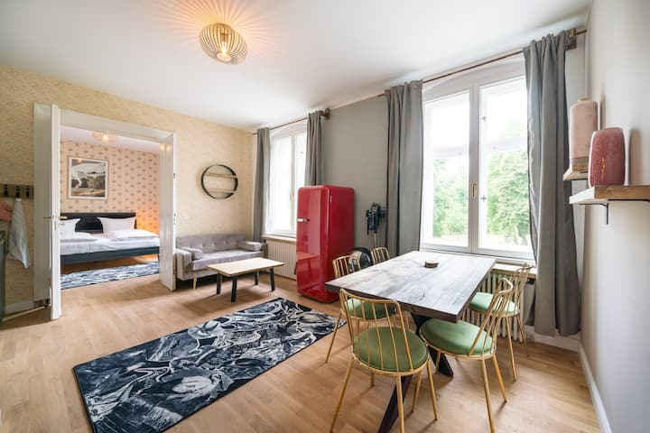 "Design Apartments - ""Villa Arnim, Apt. 82"""