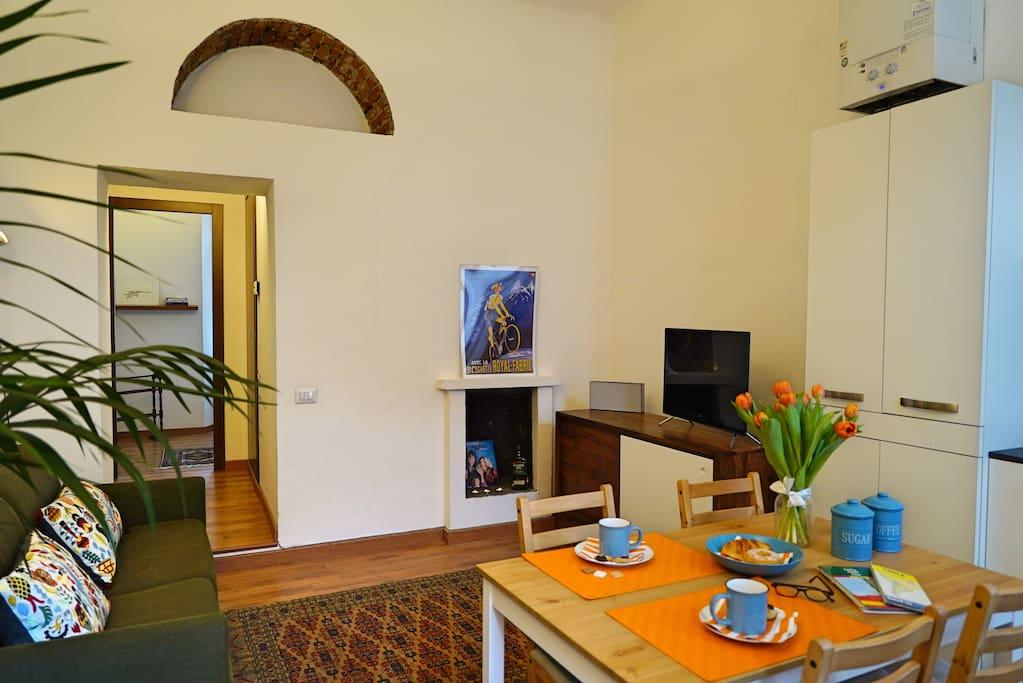 Salotto -living room