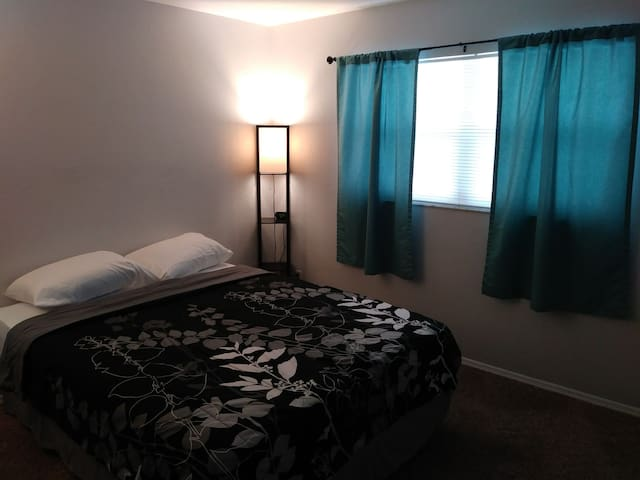 Private Bedroom: Beaches, St Pete & Tampa