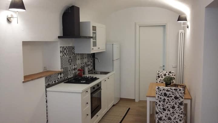 Orvieto, Clementini 6, appartamento centralissimo.