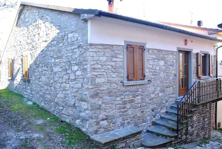 Apartment in Fresciano, Badia Tedalda (Arezzo) - Badia Tedalda - Hus