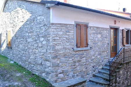 abitazione rustica in loc. Fresciano - Arezzo - Badia Tedalda