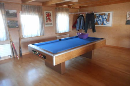 Dachzimmer, maximal 5 Schlafplätze