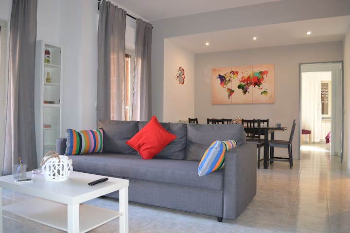 """White & Grey House"" Roma - Rome - Appartement"