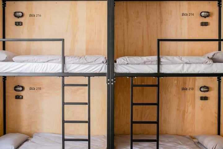 Schöndorf Hostel (8 Bed Dormitory - 203)