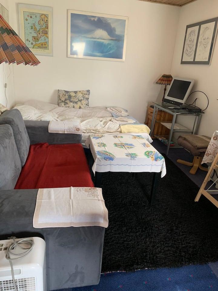 Dalby hyggeligt værelse