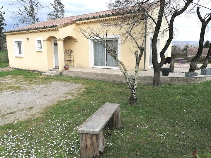 NOUVEAU Jolie villa à Aubenas  Ardèche méridionale
