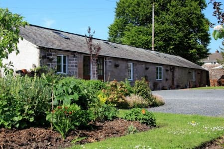 Blencathra Lodge, Former Fruit Store to the Castle