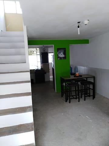 Casa en Mazatlán con muy buena ubicación.