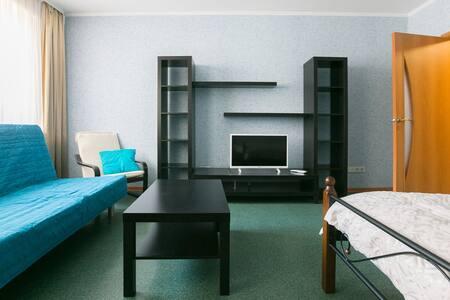 Уютная 1-к квартира комфорт класса в балашихе - Balashikha