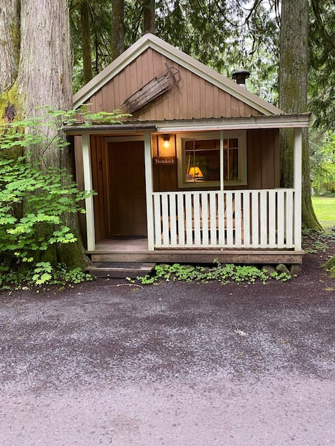 Hemlock Cabin at Mount Rainier
