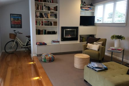 The Manse - with a twist ! - Devonport