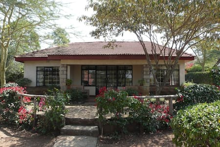 Airport cottage JKIA - 나이로비 - 단독주택