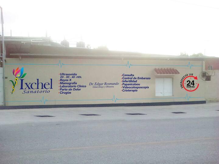 Hab. anexa Sanatorio Ixchel Flores Peten